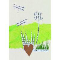 Collagenkarte - Viel Glück
