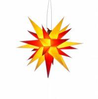 Weihnachtsstern für Innen, Gelb-Rot 13 cm