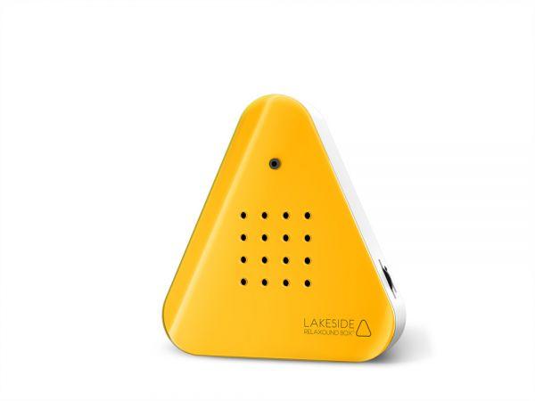 Lakesidebox - Neon-orange