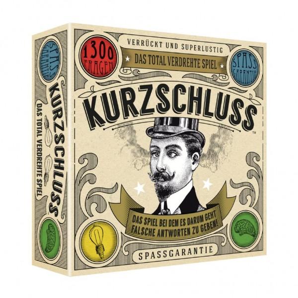 "Kylskåpspoesi - ""Kurzschluss"" Das total verdrehte Spiel"