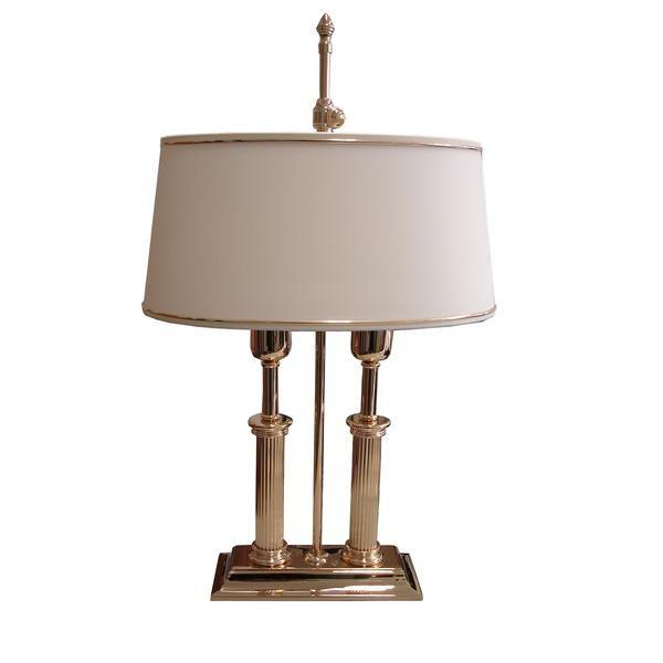 Schreibtischlampe - 23-Karat vergoldet