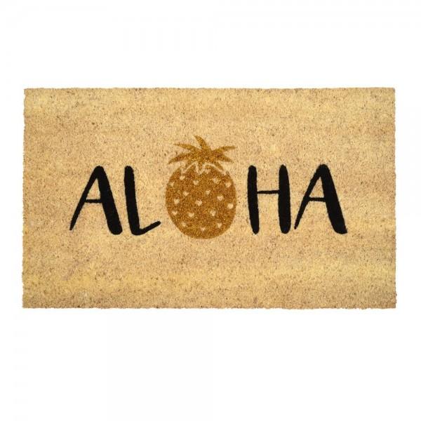 Fußmatte - ALOHA