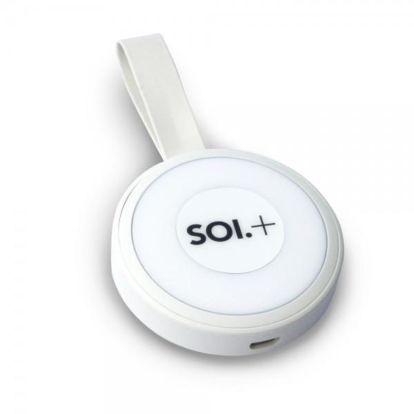 Handtaschenlicht SOI.+ - mit Powerbank - 500mAh - weiß