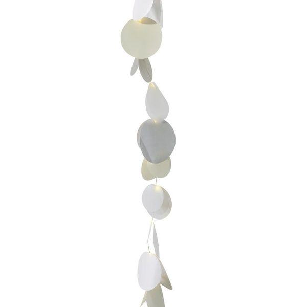 Mondlichter Kette mit LED's, 110 cm