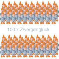 Räder, Zwergenglück - Siegfried Safran 13 cm 100er Set