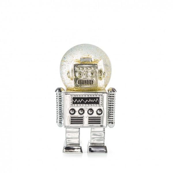 Summer Globe - Roboter Silber