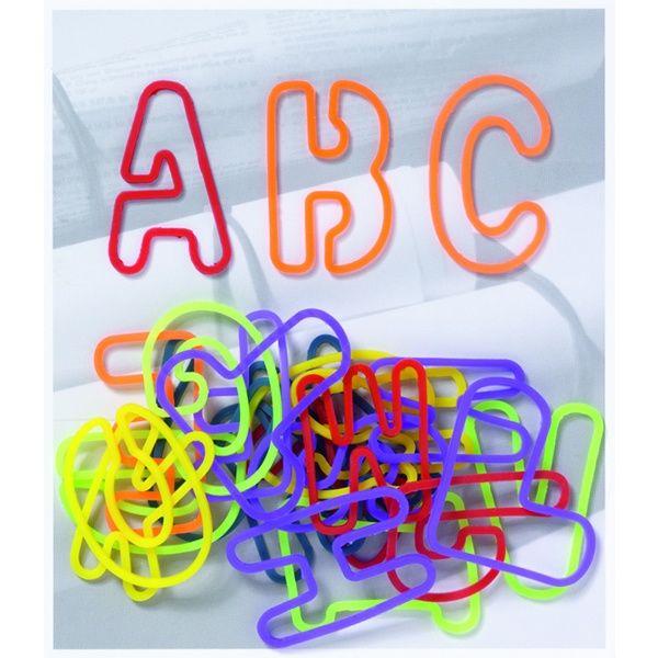 ABC Gummis, bunt