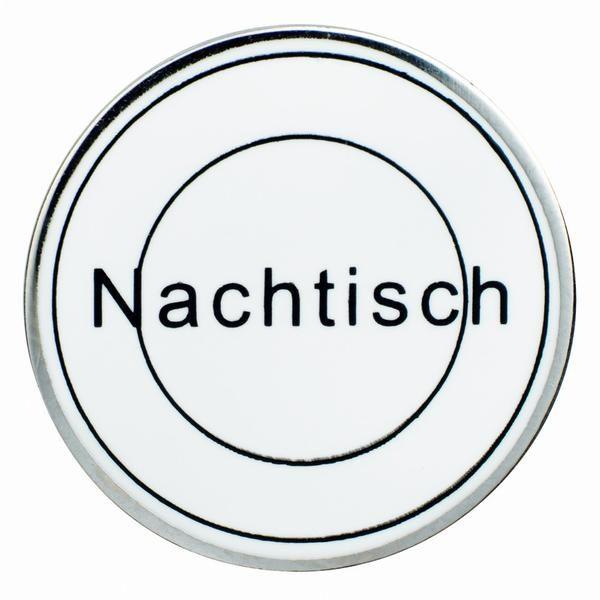 """Gourmetpin - Motiv """"Nachtisch"""""""
