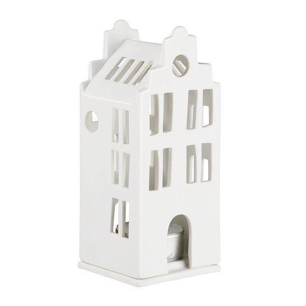 """Mini Lichthaus """"Grachtenhaus"""""""