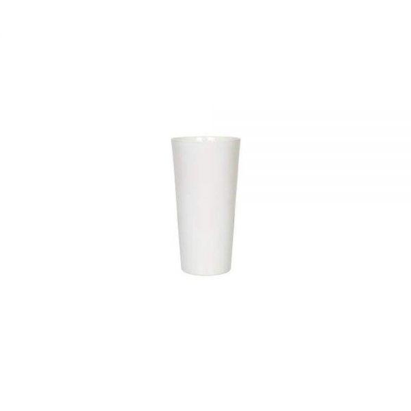 Vase Weiss 29,5 cm