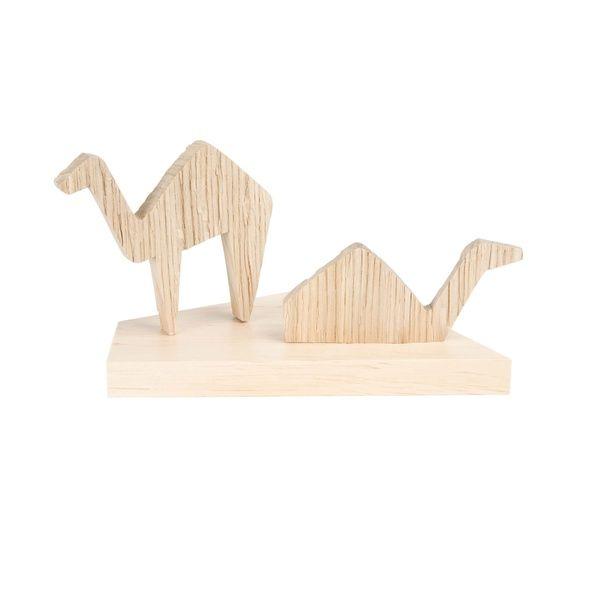 Weihnachtskrippe Magdalena Platte 3: Kamele