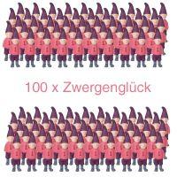Räder, Zwergenglück - Karl Kühn Mini 9cm 100er Set