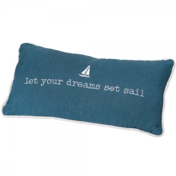 """Meer als Wort - Traumkissen """"Let your dreams"""""""
