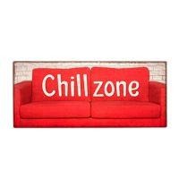 la vida - Metallschild - Chillzone