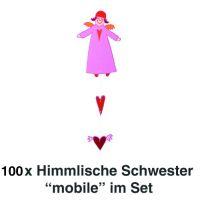 Himmlische Schwestern Mobile Charlotte 100er Set