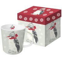 """XXL Henkelbecher """"Winter Penguin"""""""