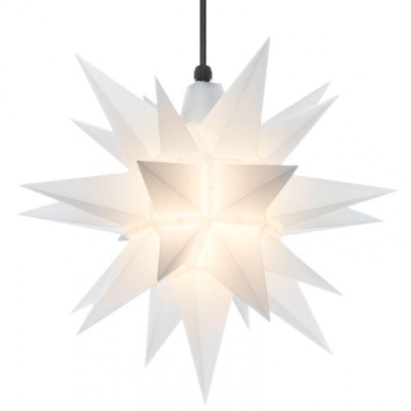 Weihnachtsstern für Außen, Opal 68 cm