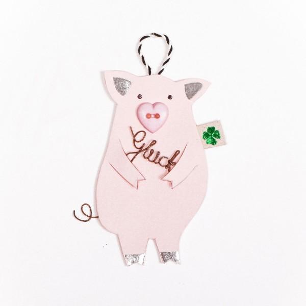 Glücksschweinchen Glück
