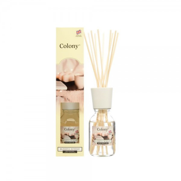Reed Diffuser - Blissful Sunday, 120 ml