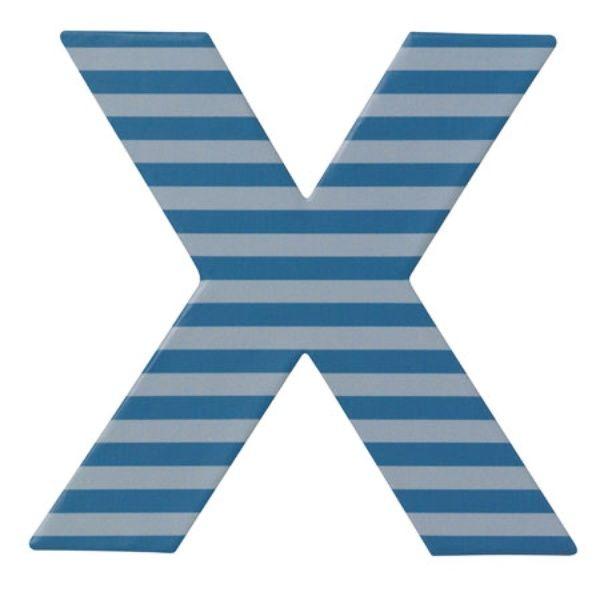 """Paper & Poetry ABC Schachtel """"X"""""""