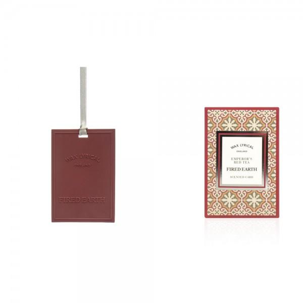 Scented Card - Emperor´s Red Tea