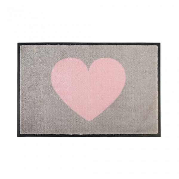 """Fußmatte Washables """"Heart"""""""