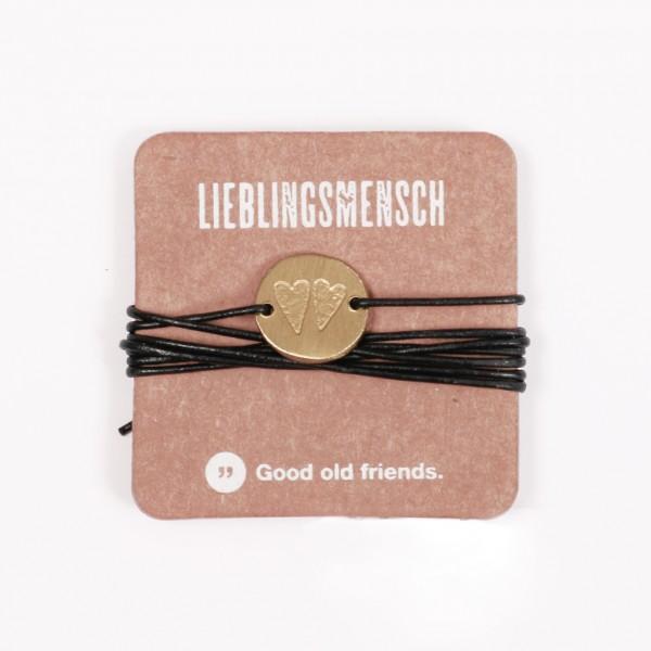 "Wunschband ""Herzen"""