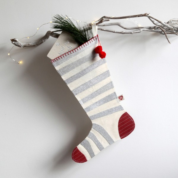 """Winter Stiefel """"Socke"""""""