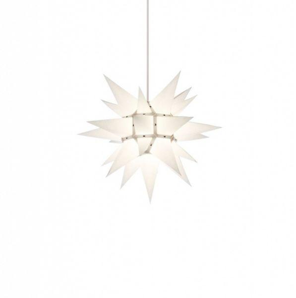 Herrnhuter Stern für Innen, i4 Weiß 40 cm