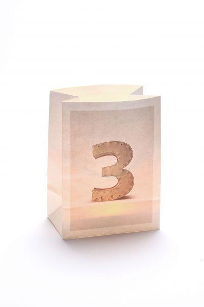 """Lichttüte """"3"""""""