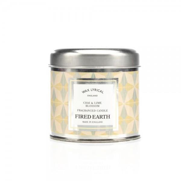 CandleTin - Chai & Lime Blossom