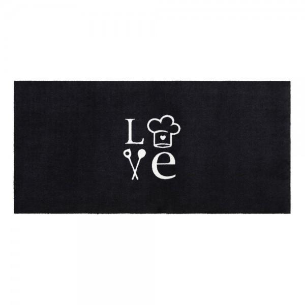 """Küchenmatte """"Love"""" 60 x 120 cm"""