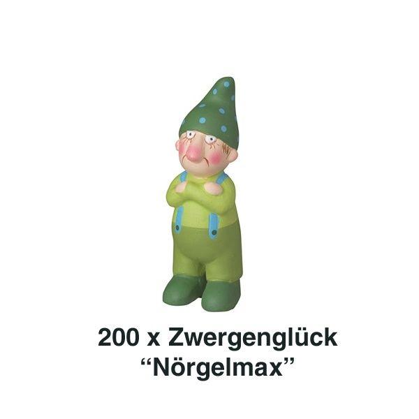 Räder, Zwergenglück - Nörgelmax Mini 6,4cm 200er Set