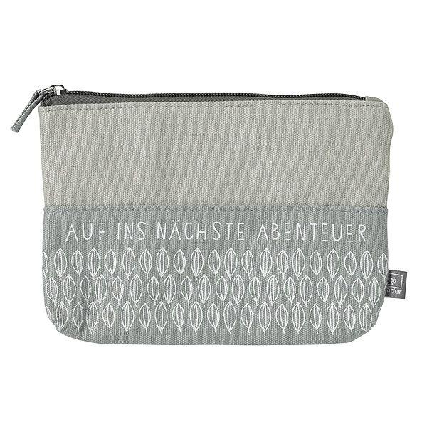 """Lieblinge Ordnungshüter """"Auf ins nächste Abenteuer"""" Kosmetiktasche"""