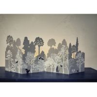 "Silhouette ""Sommerwald"""