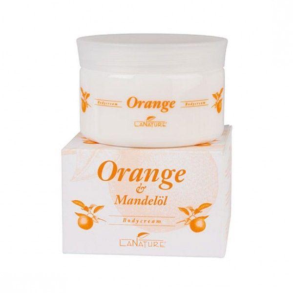 Körpercreme Orange, 250ml