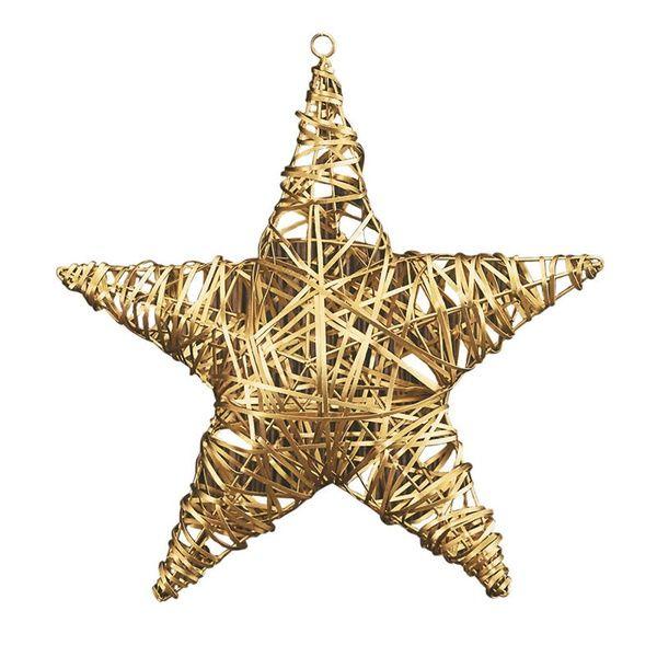 CHRISTO Stern L, gold