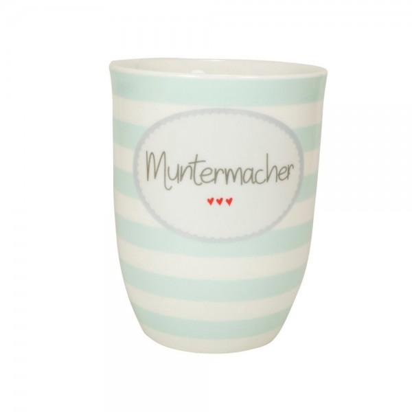 """Henkelbecher """"Muntermacher"""""""
