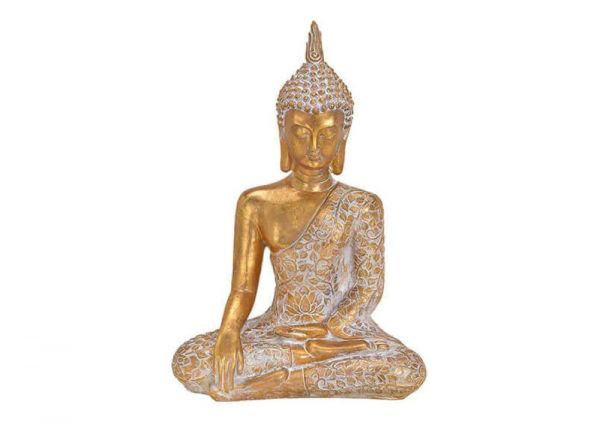 Buddha gold - groß