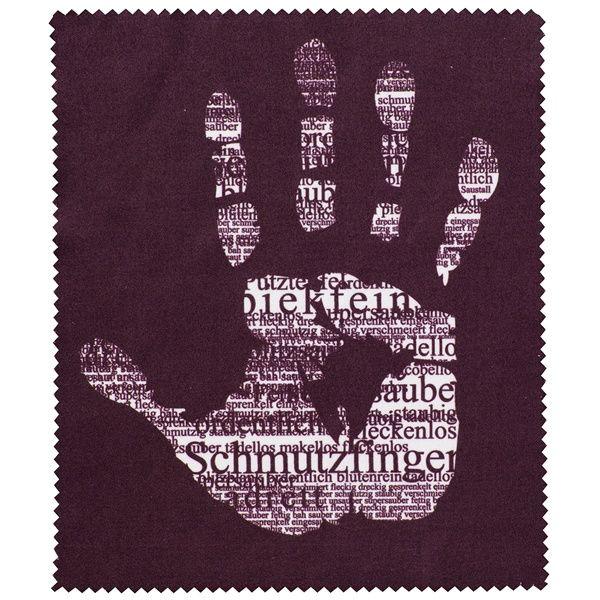"""Putztuch """"Hand"""""""