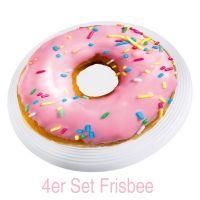 Spinning Donuts - Frisbee 4er Set