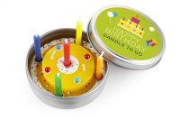 "Tortenkerze ""Birthday Candle to go"""