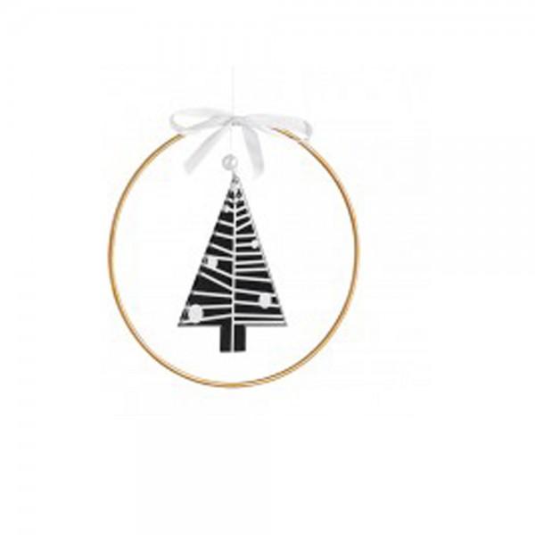 """Lebensbaum """"Kugeln"""", Weihnachtsanhänger"""