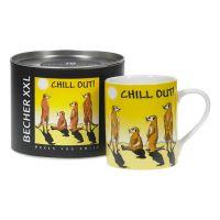 """XXL Henkelbecher """"Chill Out"""""""