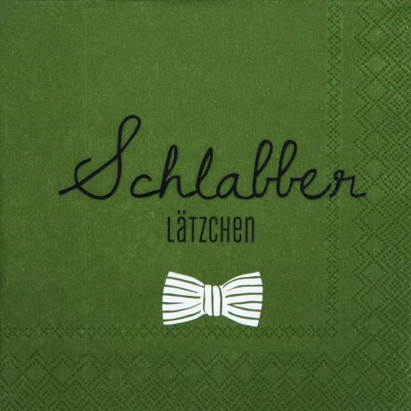 """Servietten """"Schlabber Lätzchen"""""""