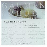 """Kleine Gourmet Glasplatte """"Gaumenfreude"""""""