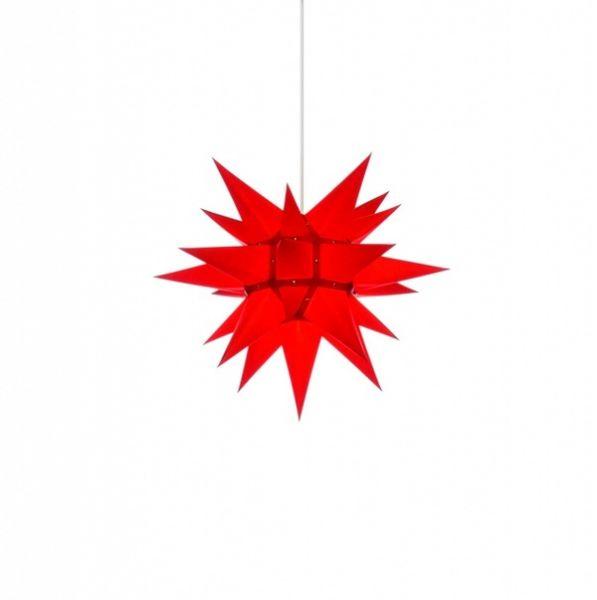 Herrnhuter Stern für Innen, i4 Rot 40 cm