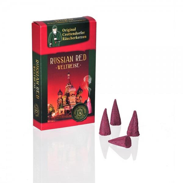 Räucherkerzen Russian Red