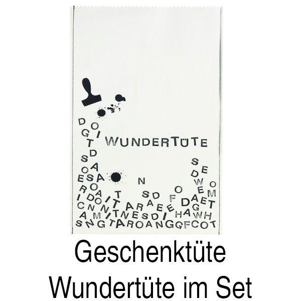 "Geschenktüten ""Wundertüte"" 15 x 2er Set"