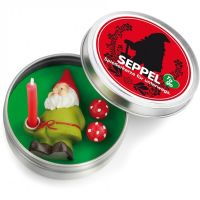 """CANDLE TO GO """"Seppel""""20er Set"""